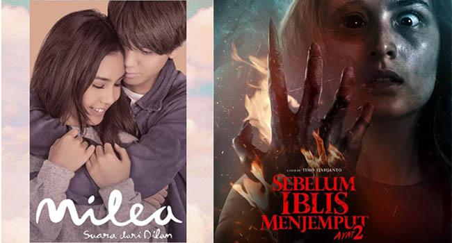Film Indonesia Paling Ditunggu Bulan Februari 2020