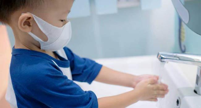 Cara Pastikan Anak Aman Dari Virus Corona