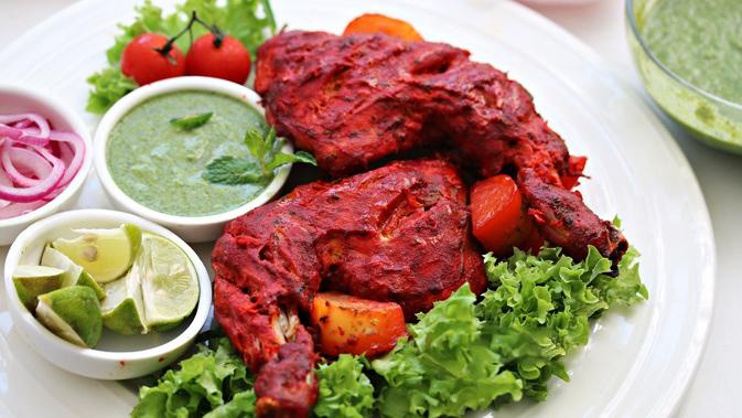 Resep Ayam Tandoori