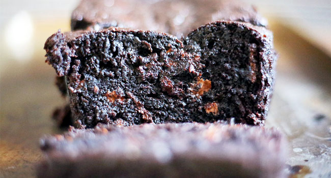 Resep Eggless Chocolate Bread