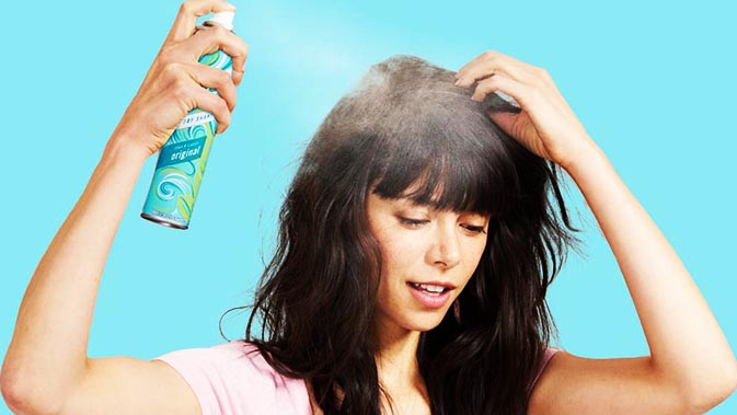 Rekomendasi Dry Shampoo