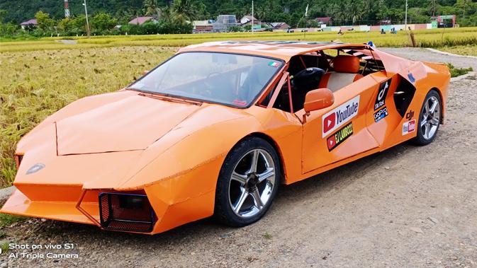 Petani Aceh Menciptakan Lamborghini