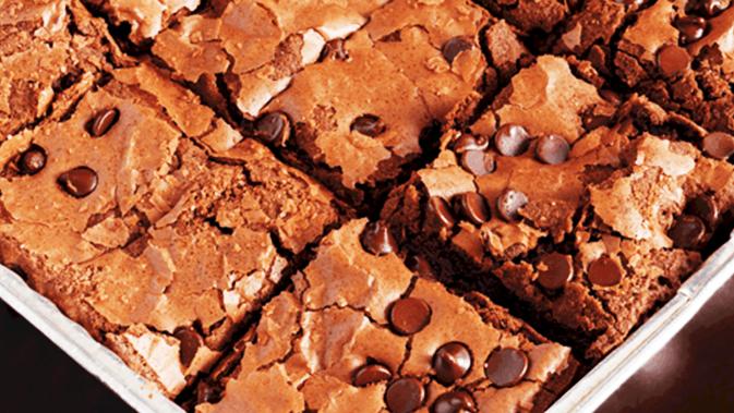 Resep Brownies Panggang Tanpa Mixer