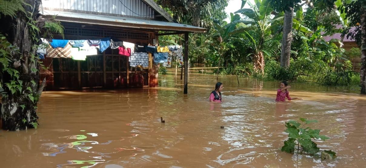 Banjir Kabupaten Tanah Bumbu