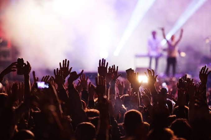 Konser musik (Ilustrasi)